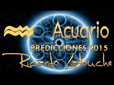 Predicciones 2015 AcuarioTarot Ricardo Latouche Horóscopo Leída Cartas del Tarot