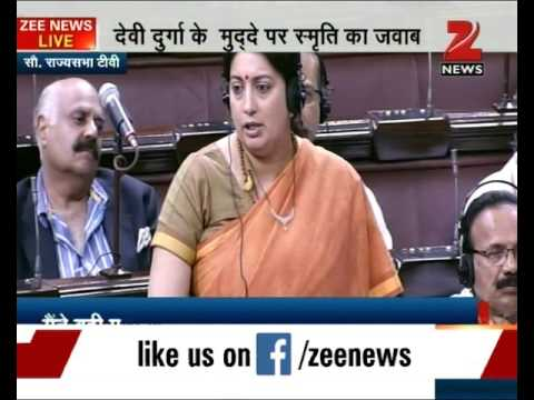 Budget Session 2016: Smriti Irani and Mayawati on Rohith Vemula's suicide case