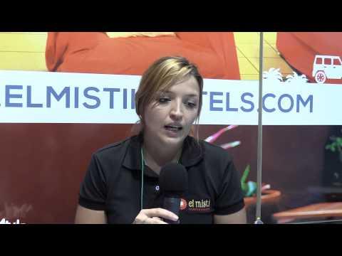 El Misti - Entrevista com Melisa Martin