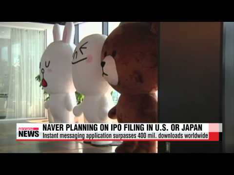 Naver's LINE IPO raises hopes of Tokyo Exchange revival