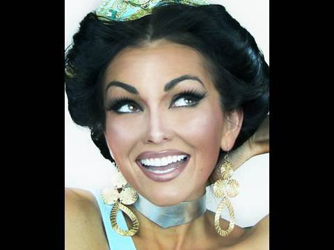 Princess Jasmine How-To Video