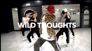 MIND DANCE (마인드댄스) 펑키째즈(Funky Jazz) 6:30 Class | DJ Khaled - Wild Thoughts | 조윤아 T