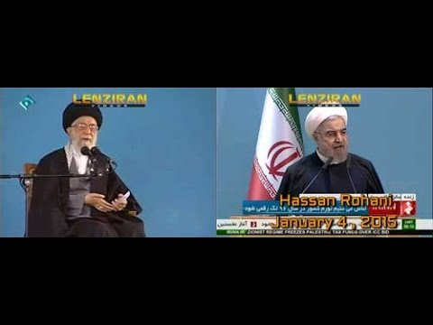Ayatollah Khamenei react to Hassan Rouhani words about nuclear and Islamic values