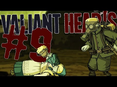 THROUGH TOXIC GAS | Valiant Hearts: The Great War #9