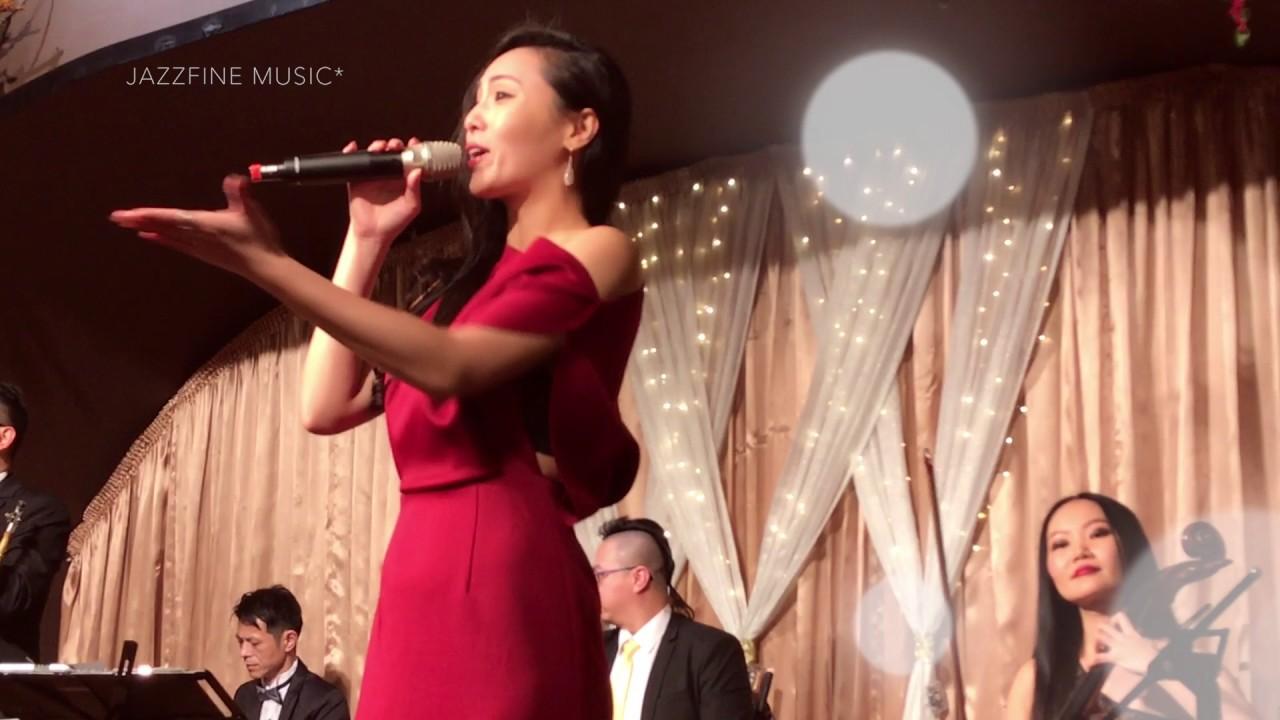 Jazzfine Music 爵士風音樂 爵士風音樂歌手Celine婚禮演唱 - YouTube