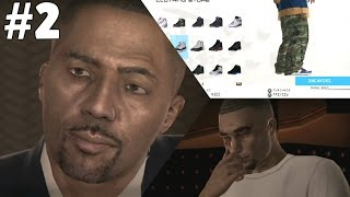 HYPEBEAST GETS ROCKED! Def Jam Icon Story Part 2 - The Fight + LIT CUSTOMIZATION Gameplay!