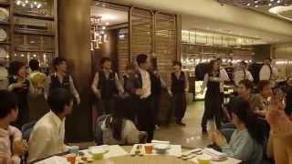 王梓軒 x SENZA A Cappella x The Pegasus Vanguard - Eat Drink Life (小蝶ZEN TOO主題曲)