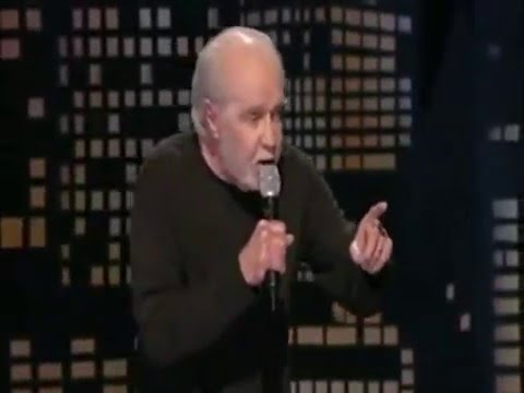 George Carlin The Best 3 Minutes Of His Career the American Dream video
