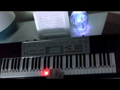 How To Play ~ Speak Softly Love ~ Theme From The Godfather ~ LetterNotePlayer ©