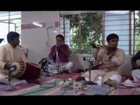 Kurai Ondrum Illai A Flute Recital By Srirangam Subramania Siva video