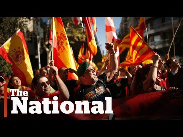 Catalonian independence a divisive issue in Spain