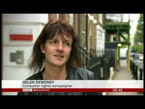 BBC Breakfast Small Claims Court Feature Plus a Bit
