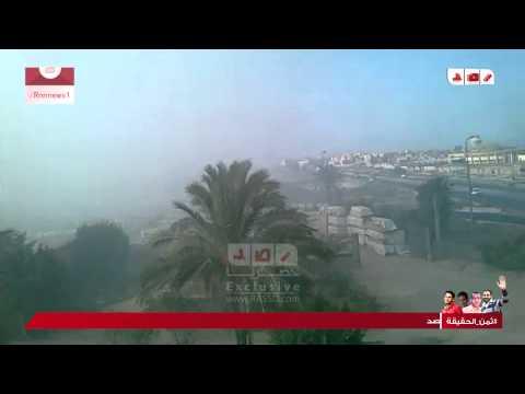 رصد | كارثة بيئية وصحية بسبب حرق القمامة بغرب الاسكندرية على مساحة 15 فدان