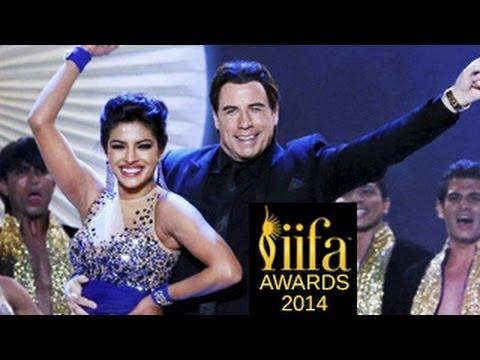 Priyanka Chopra & John Travolta's HOT DANCE at IIFA Awards 2014