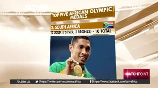 Top five African countries at Rio 2016 Olympics