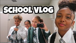 Back to School Vlog - Day in My Life | Junior Edition