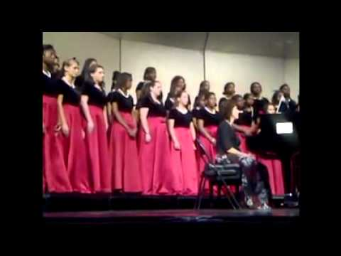 "DutchTown High School Choir ""I Believe This is Jesus"""