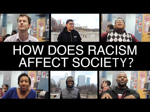 racism in society