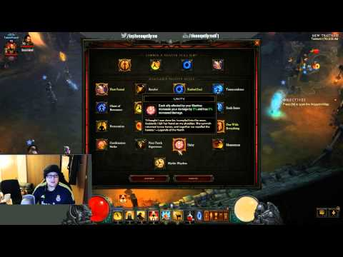 Diablo 3 Reaper Of Souls Lightning Monk Level 70 Gear Skills Update