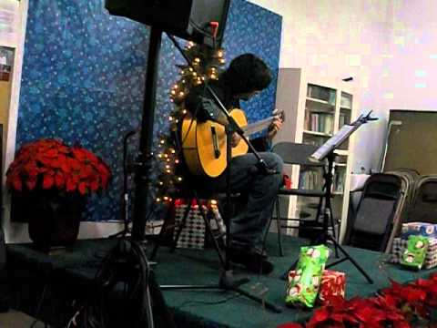 Winter 2013 Holiday Mix - Christmas Medley, nutcracker,flamenco/classical guitar