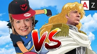 US Election Results: Anime Edition