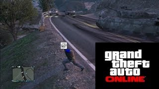 GTA 5 Online: Triple Tank Troll HARDCORE TROLLING + PEOPLE RAGING + HATE MAIL (MUST SEE!) HD