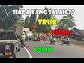 Truk Nabr4k Ninja Di Depan Polisi - Kebiasaan Orang Indonesia Saling Salahkan