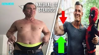 Josh Brolin Steroid Transformation For Cable In DeadPool 2