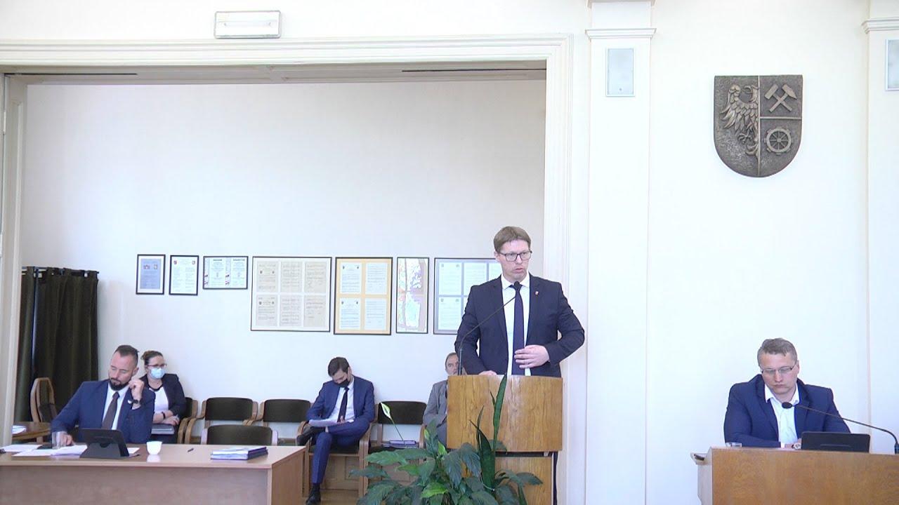 XLIV sesja Rady Miejskiej, część II