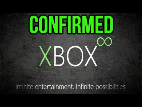 XBOX INFINITY CONFIRMED! - New Xbox 2013 Title Announced - Xbox Infinity