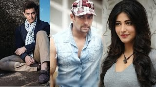 Bollywood News in 1 minute 16/03/2015 - Aamir Khan,Salman Khan,Shruti Haasan