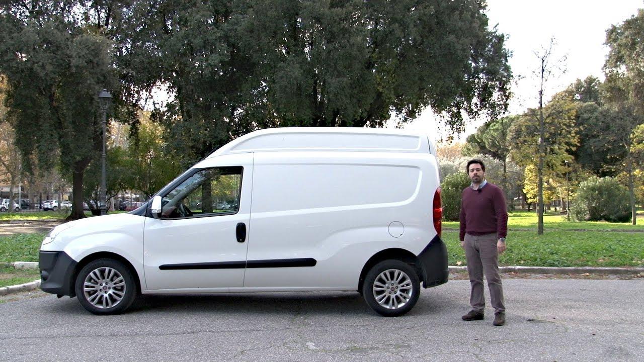 Fiat Doblo XL -Test su strada - YouTube