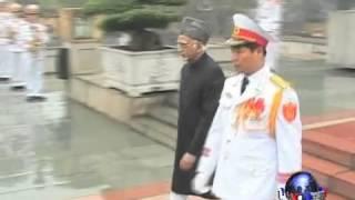 印度副总统访问越南,加强两国关系
