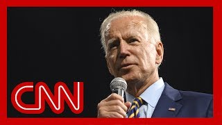 CNN Poll: Joe Biden regains double-digit lead over 2020 Democratic field