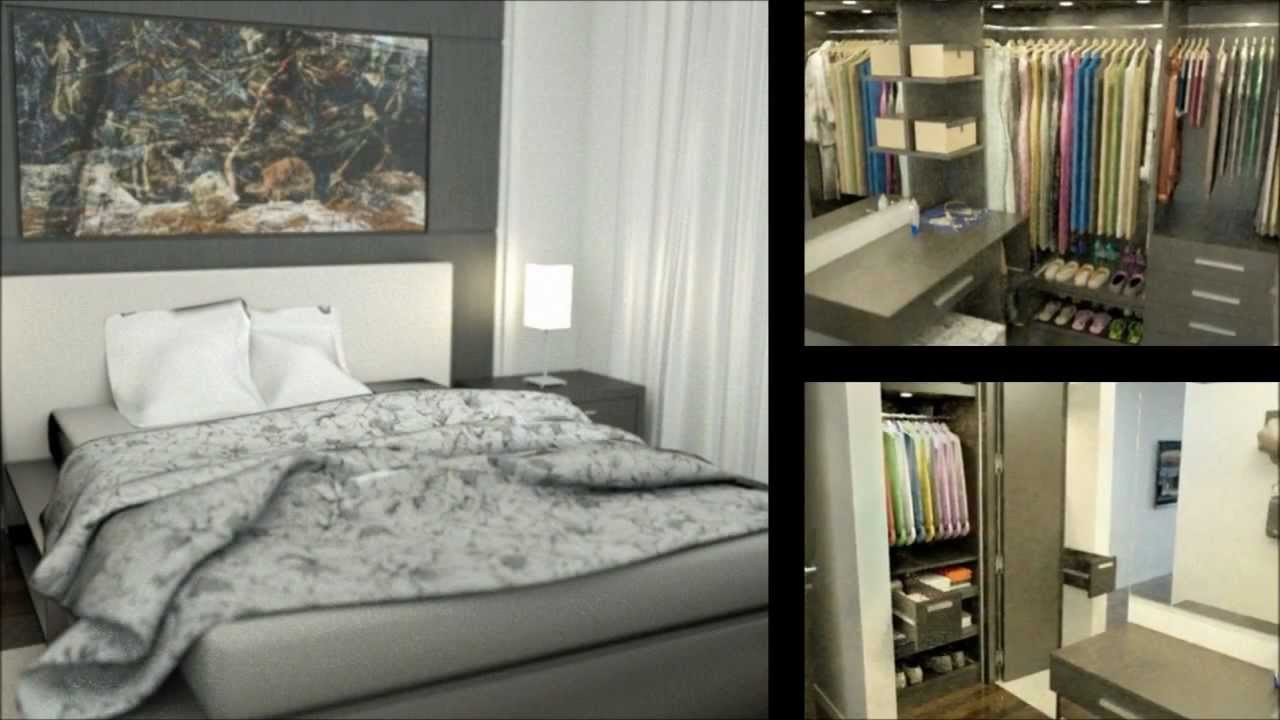 Decoraci n de interiores casa moderna minimalista y for Decoracion de pisos pequenos fotos