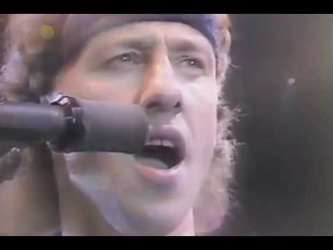 Dire  Straits  --   Money  For  Nothing  Live  Video  HQ