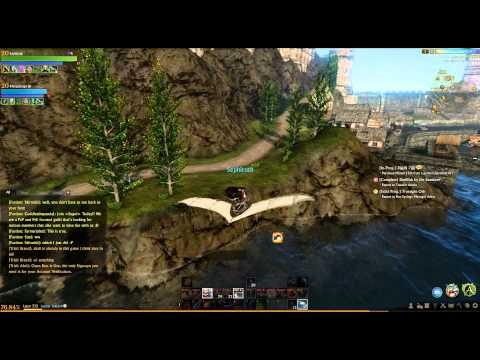 Archeage   Lvl 20 Demonologist   PvP   Commentary   Adventuring!