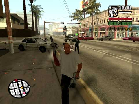 Xxx Vs San Andreas :-d video