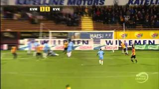 kv mechelen-kv kortrijk 5-2 (jupiler proleague)2013
