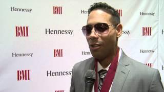 DJ Blass Interviewed at the 2012 BMI Latin Music Awards