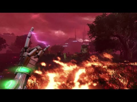Far Cry 3 Blood Dragon -- Launch trailer - Robo Balls to the Wall