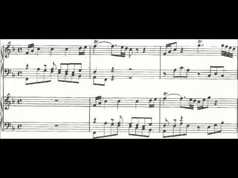 Carl Philipp Emanuel Bach - Presto (Behrend)