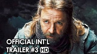 Noah Official International Trailer #3 (2014) HD