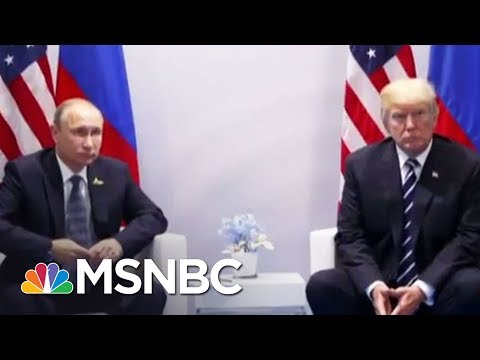 We May Never Know What Donald Trump & Putin Discussed At Second Meeting | The 11th Hour | MSNBC