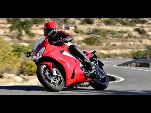 Honda VFR800F 2014 launch test review