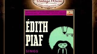 Watch Edith Piaf Tous Les Amoureux Chantent video