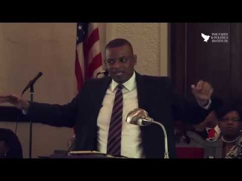 Secretary Anthony Foxx Speaks at Brown Chapel AME Church in Selma