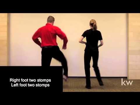 KW Cha Cha Slide Full Dance