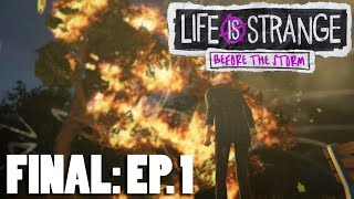 O DESABAFO! - LIFE IS STRANGE: BEFORE THE STORM #5 (FINAL EP.1)