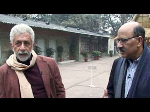 Walk The Talk with Naseeruddin Shah (Part 1)